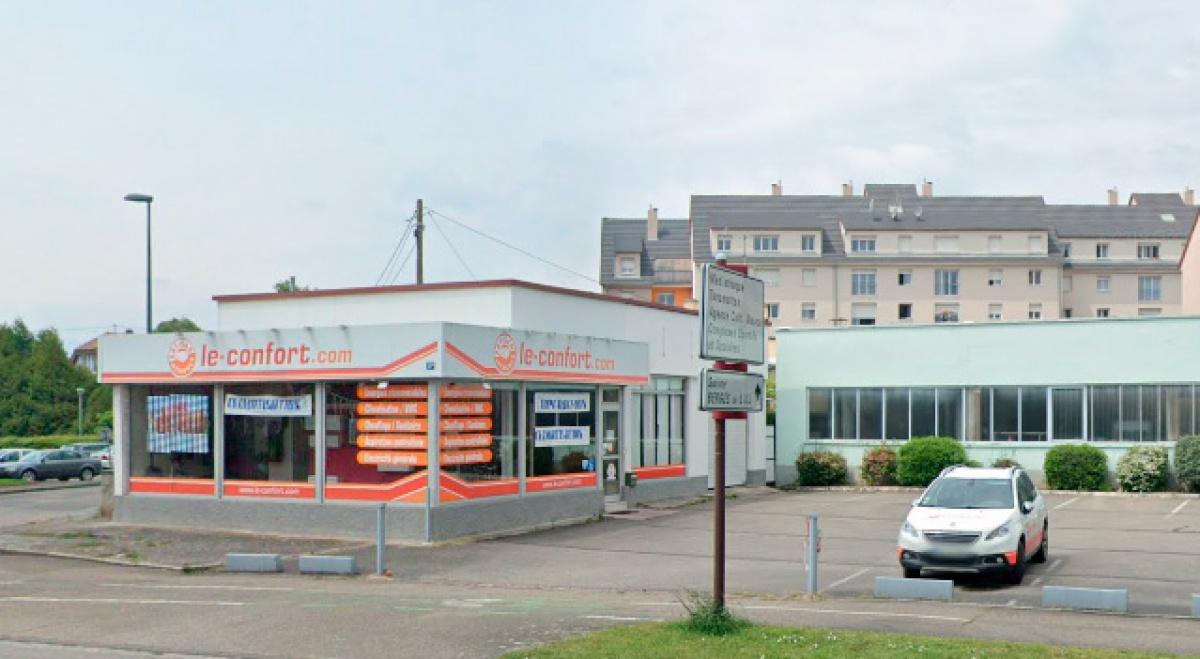 Notre magasin au 87A route de Strasbourg - 67600 Sélestat